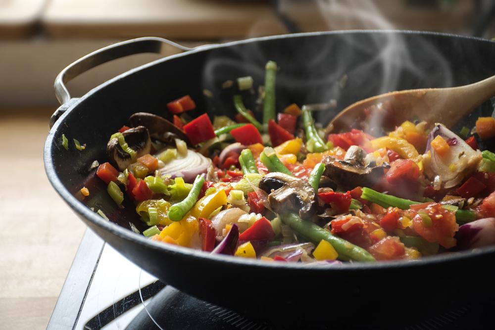 Konyhafelszerelés webshopunk remek ajánlata: wok serpenyők